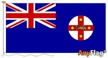 NEW SOUTH WALES ANYFLAG RANGE - VARIOUS SIZES
